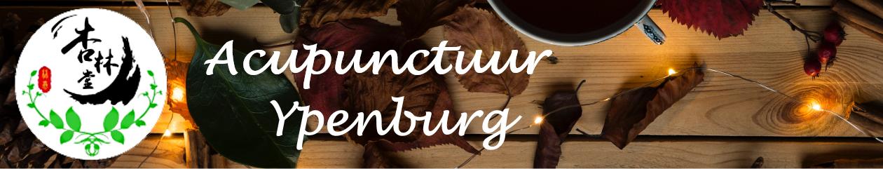 Acupunctuur Ypenburg